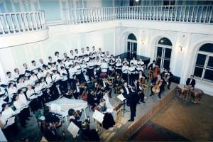 Рахманиновский зал Московской консерватории, 2002 г.